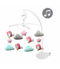Muzikinė karuselė paukščiukai - debesėliai, BabyOno, 626 kaina ir informacija | Muzikinė karuselė paukščiukai - debesėliai, BabyOno, 626 | pigu.lt