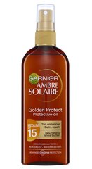 Защитное мало для загара Garnier Ambre Solaire Golden Protect 150 мл