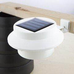 EASYmaxx LED šviestuvai namui su saulės baterija 08720, 3 vnt.