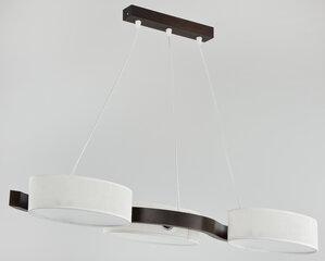 TK šviestuvas Catalonia Venge kaina ir informacija | Pakabinami šviestuvai | pigu.lt