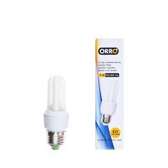 Kompaktinė liuminescencinė lempa ORRO, 11W, E27
