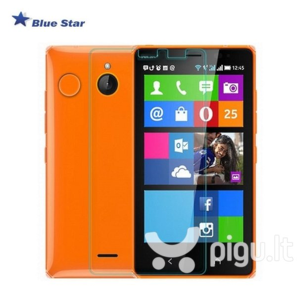 Apsauginis stiklas BS Tempered Glass skirtas Nokia Lumia 530