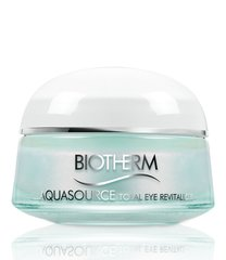 Gaivinamasis paakių kremas Biotherm Aquasource Total Eye Revitalizer 15 ml