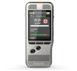 Philips DPM 6000, sidabrinė