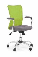 Vaikiška kėdė Andy, žalia kaina ir informacija | Biuro kėdės | pigu.lt