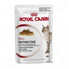 Royal Canin Instinctive in Jelly Pouch 12x85 g
