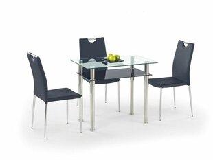 Valgomojo stalas Lester 90 kaina ir informacija | Virtuvės stalai, staliukai | pigu.lt