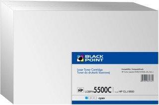 Toner Black Point LCBPH5500C | Cyan | 12000 p. | HP C9731A