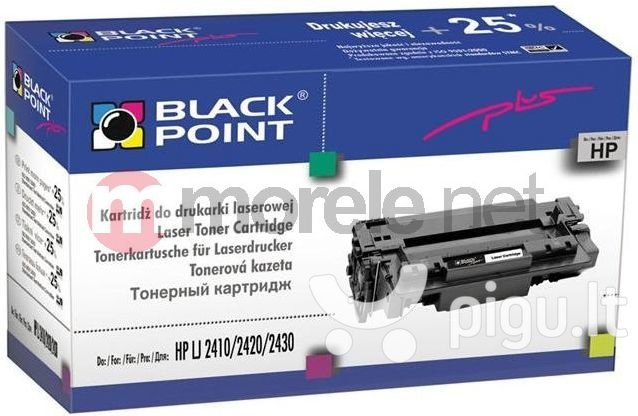 Toner Black Point LBPPH11A | Black | 8500 p. | HP Q6511A
