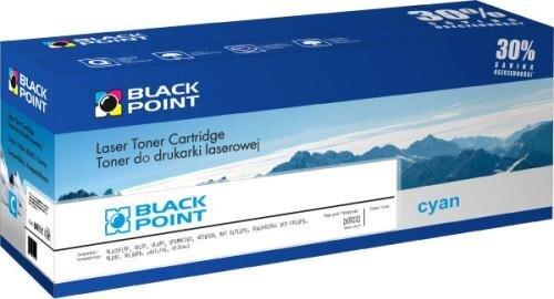 Toner cartridge Black Point LCBPLC540C | cyan | 2000 pp. | Lexmark C540H1CG
