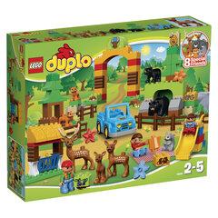 Konstruktorius LEGO® DUPLO Miškas: parkas 10584 kaina ir informacija | Konstruktoriai ir kaladėlės | pigu.lt