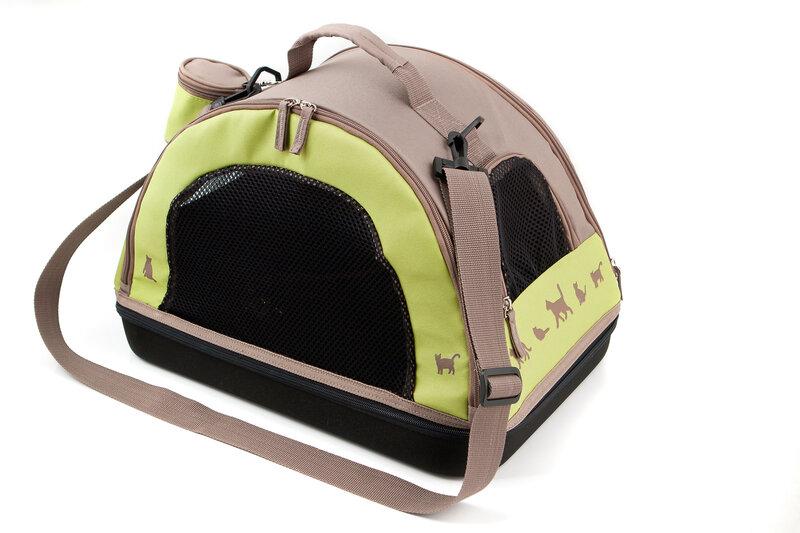 Comfy gyvūnų transportavimo krepšys Bella 3in1