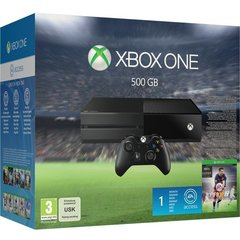Microsoft Xbox One, 500 GB + FIFA 16 Legends