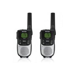 Brondi FX-318 Twin, Sidabrinė kaina ir informacija | Radijo stotelės, racijos | pigu.lt