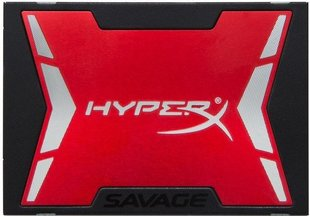 Kingston SSD HYPERX SAVAGE 240GB SATA III (SHSS37A/240G)