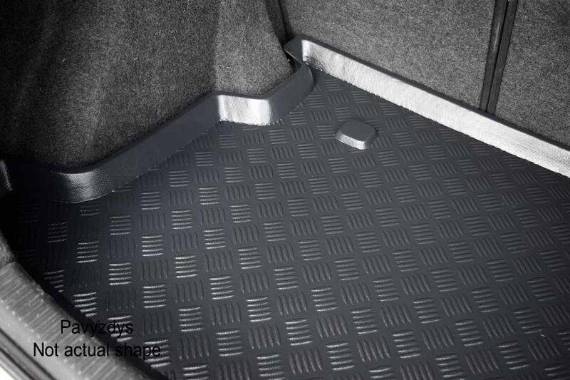 Bagažinės kilimėlis Chevrolet Aveo Sedan 2011-> /15031