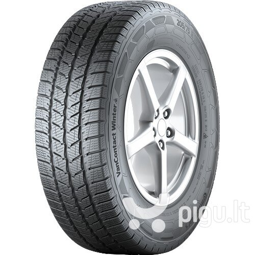 Continental VanContactWinter 215/60R16C 103 T
