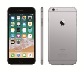 Apple iPhone 6s Plus 16GB, Pilka