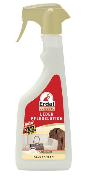 Erdal odos gaminių losjonas su lanolinu 500 ml