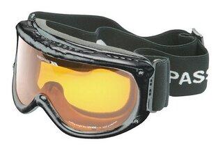 Slidinėjimo akiniai Trespass Yama X, vaikiški Juodi