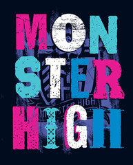 Vaikiškas pledas Monster High