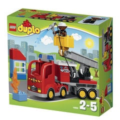 10592 LEGO® DUPLO Ugniagesių automobilis