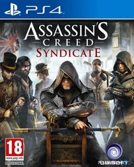 Assassins Creed Syndicate, PS4