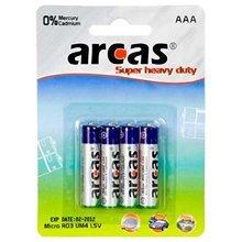 Elementai Arcas Super Heavy Duty AAA (LR03), 4vnt.
