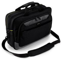"""Dėklas kompiuteriui Targus - CityGear 15-17.3"""" Laptop Topload, juodas"""