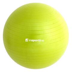 Gimnastikos kamuolys inSPORTline 75 cm su pompa kaina ir informacija | Gimnastikos prekės | pigu.lt