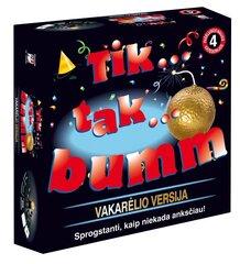 Stalo žaidimas Tik Tak Bumm vakarėlis, LT/LV kaina ir informacija | Stalo žaidimai, galvosūkiai | pigu.lt