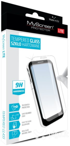 Ekrano apsauga MyScreen tempered glass for iPhone 5/5S/SE