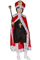 Karaliaus skraistė kaina ir informacija | Karnavaliniai kostiumai | pigu.lt