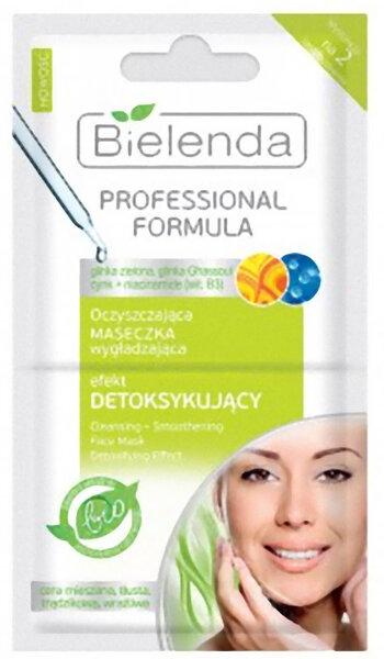 Valanti veido kaukė su detoksikacijos efektu Bielenda 2x5 ml