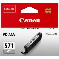 Canon CLI-571 GREY 0389C001 kaina ir informacija | Kasetės rašaliniams spausdintuvams | pigu.lt
