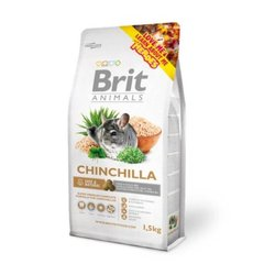 Корм для шиншилл Brit Animals Chinchilla 1,5 кг