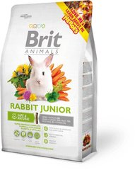 Brit Animals Rabbit Junior 1,5 kg kaina ir informacija | Brit Animals Rabbit Junior 1,5 kg | pigu.lt
