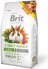 Brit Animals Rabbit Adult 1,5 kg kaina ir informacija | Brit Animals Rabbit Adult 1,5 kg | pigu.lt