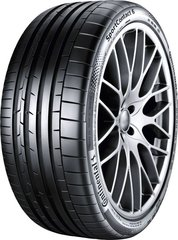 Continental SportContact 6 255/40R19 100 Z XL