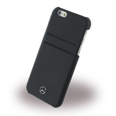 Mercedes - dėklas hardcase MEHCP6LPLBK iPhone 6/6S Plus juoda