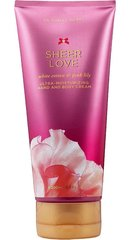 Kūno kremas Victoria's Secret Sheer Love moterims 200 ml