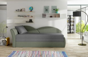Sofa - lova Aga, pilka