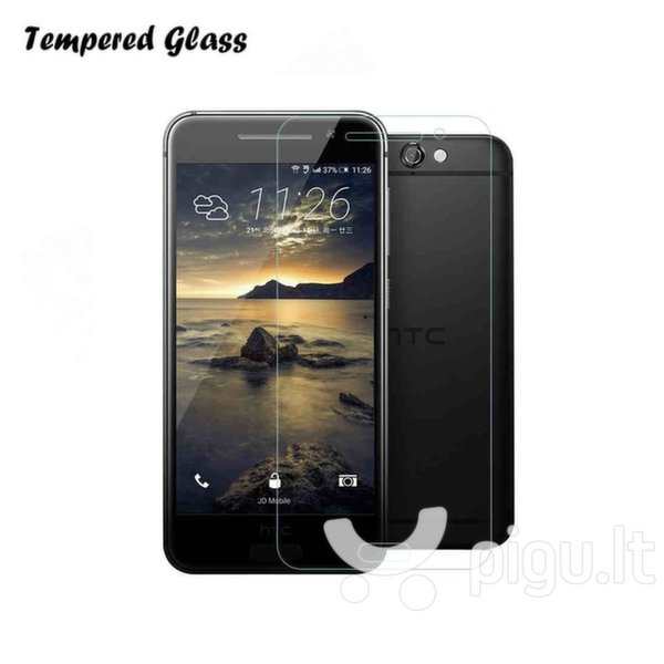 Tempered Glass Extreeme Shock Screen Protector Glass for HTC One A9 (EU Blister)