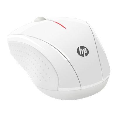 Belaidė pelė HP X3000, Balta