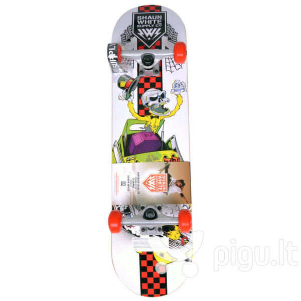 Riedlentė Shaun White Skateboard Demon