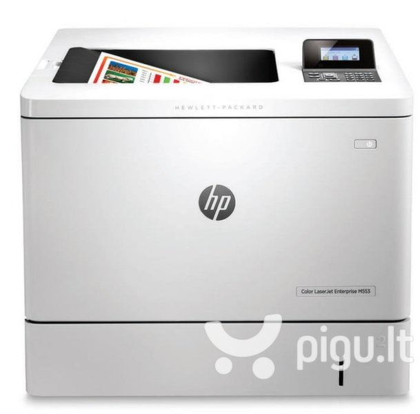 HP Color LJ Enterprise M553DN / spalvotas