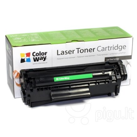 ColorWay toner cartridge for HP C7115A/Q2613A/Q2624A; Canon EP-25, 4000 PageYield