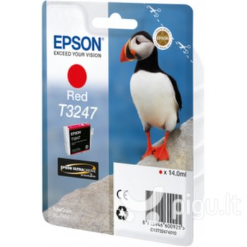 Epson T3247 SC-P400 Red