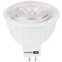 LED lemputė CANYON MR16 GU5.3 7,5W 12V 2700K