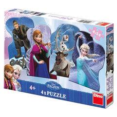 Dėlionė puzzle Frozen (Ledo Šalis) 4x54det., 333123